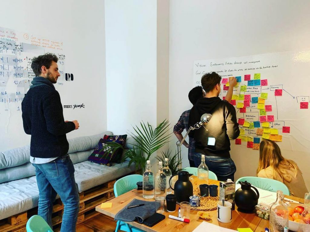 One-day design sprint workshop