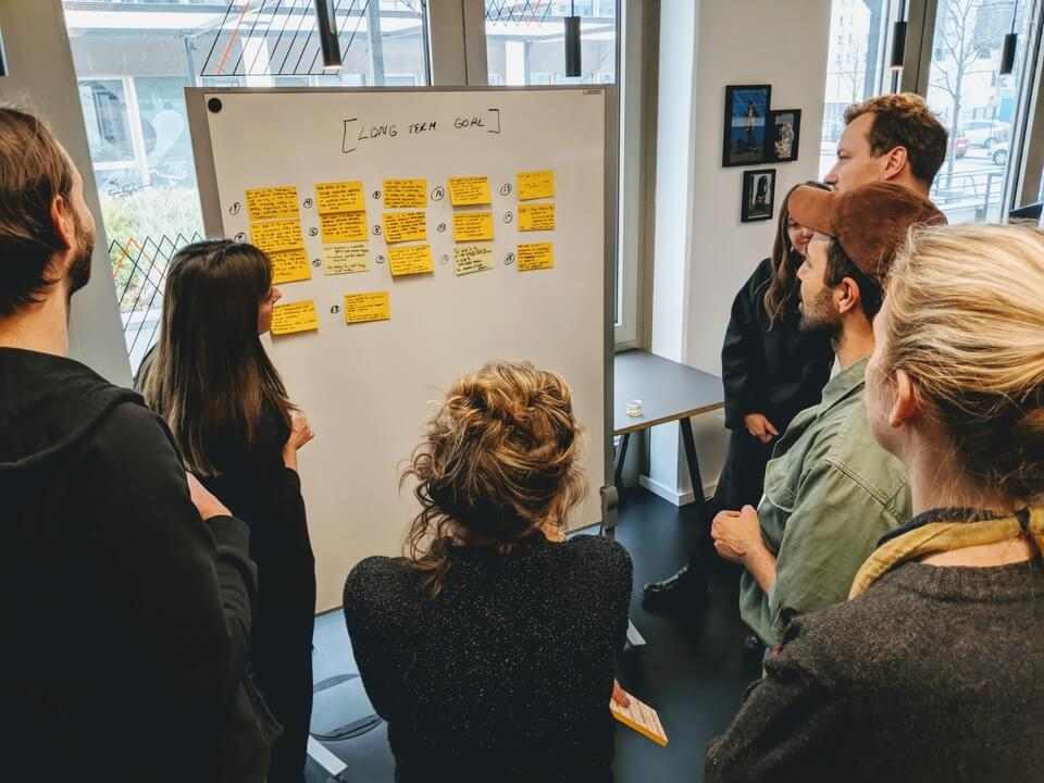 12 tips for your next Design Sprint workshop