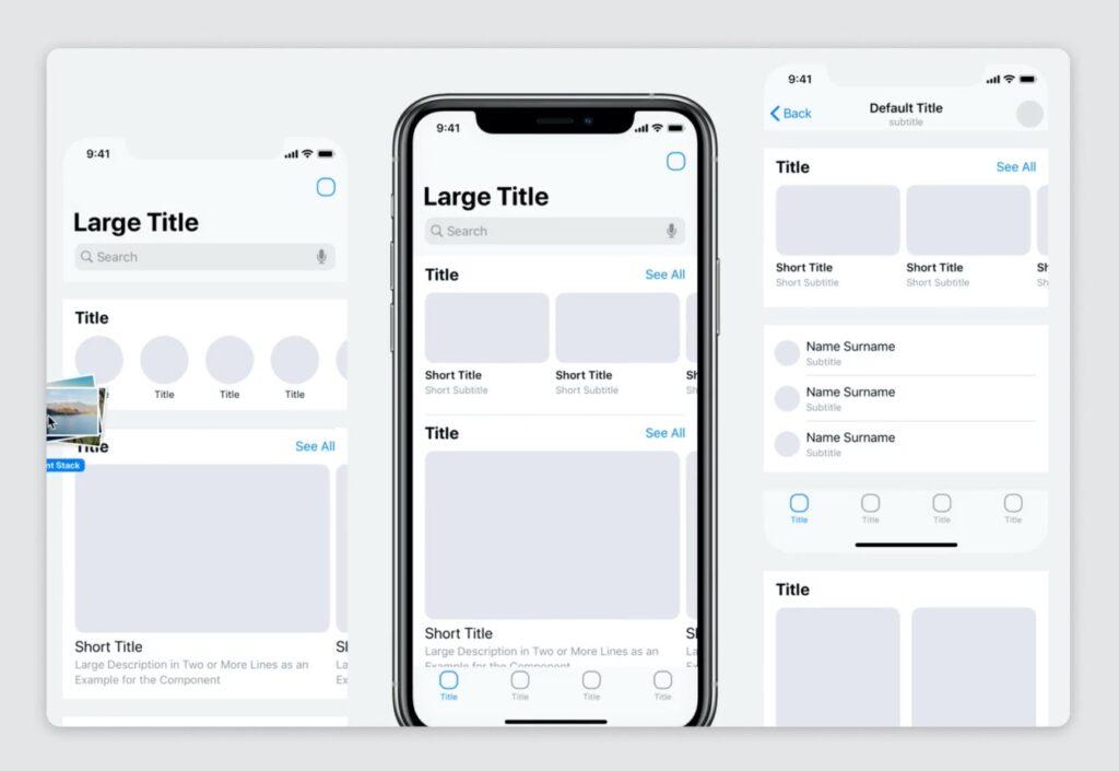 Create a design System