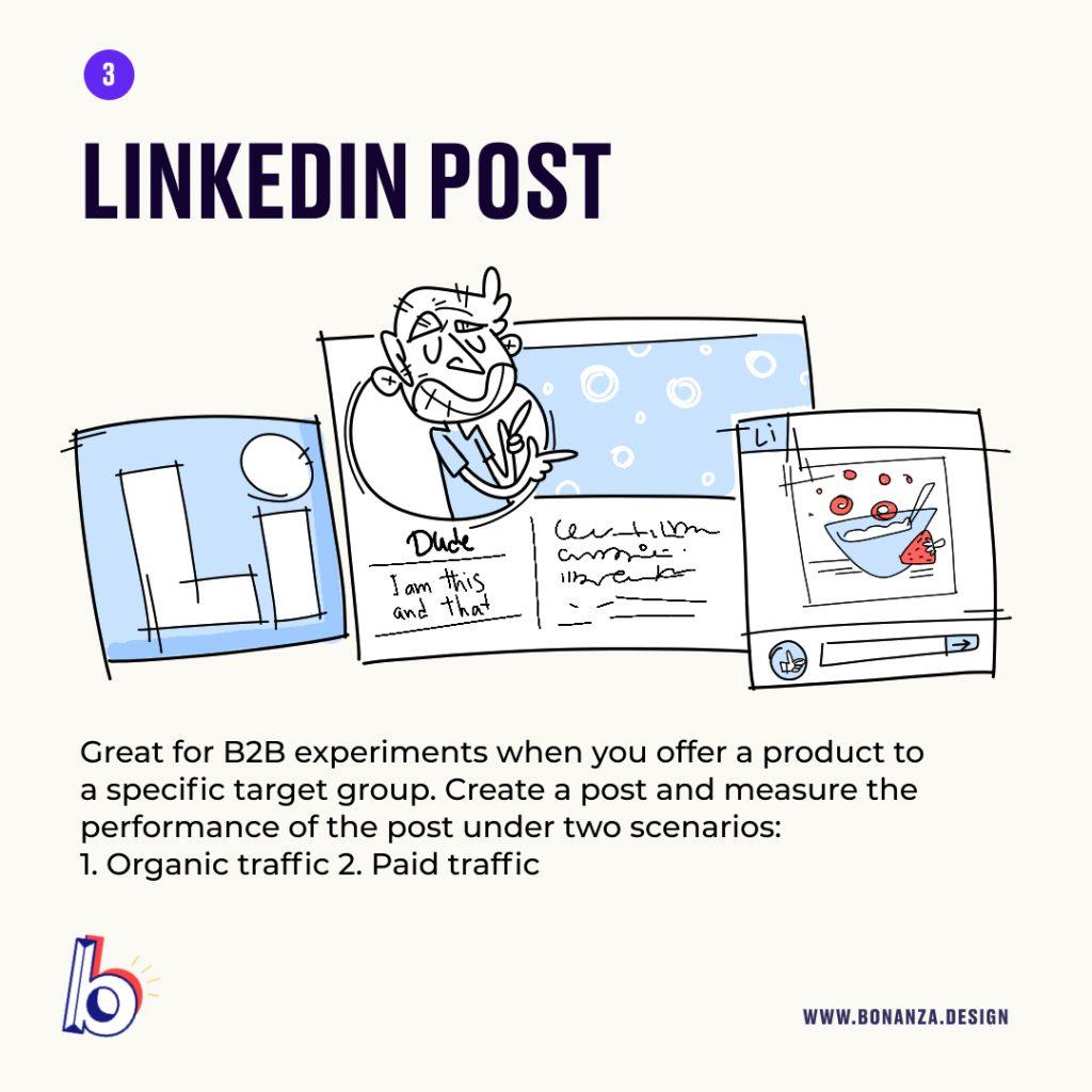 test-ideas-with-market linkedin