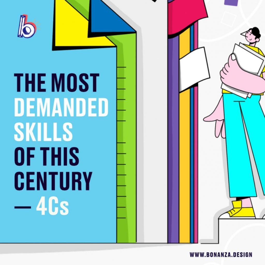 THE MOST DEMANDED SKILLS IN THIS CENTURY – 4Cs