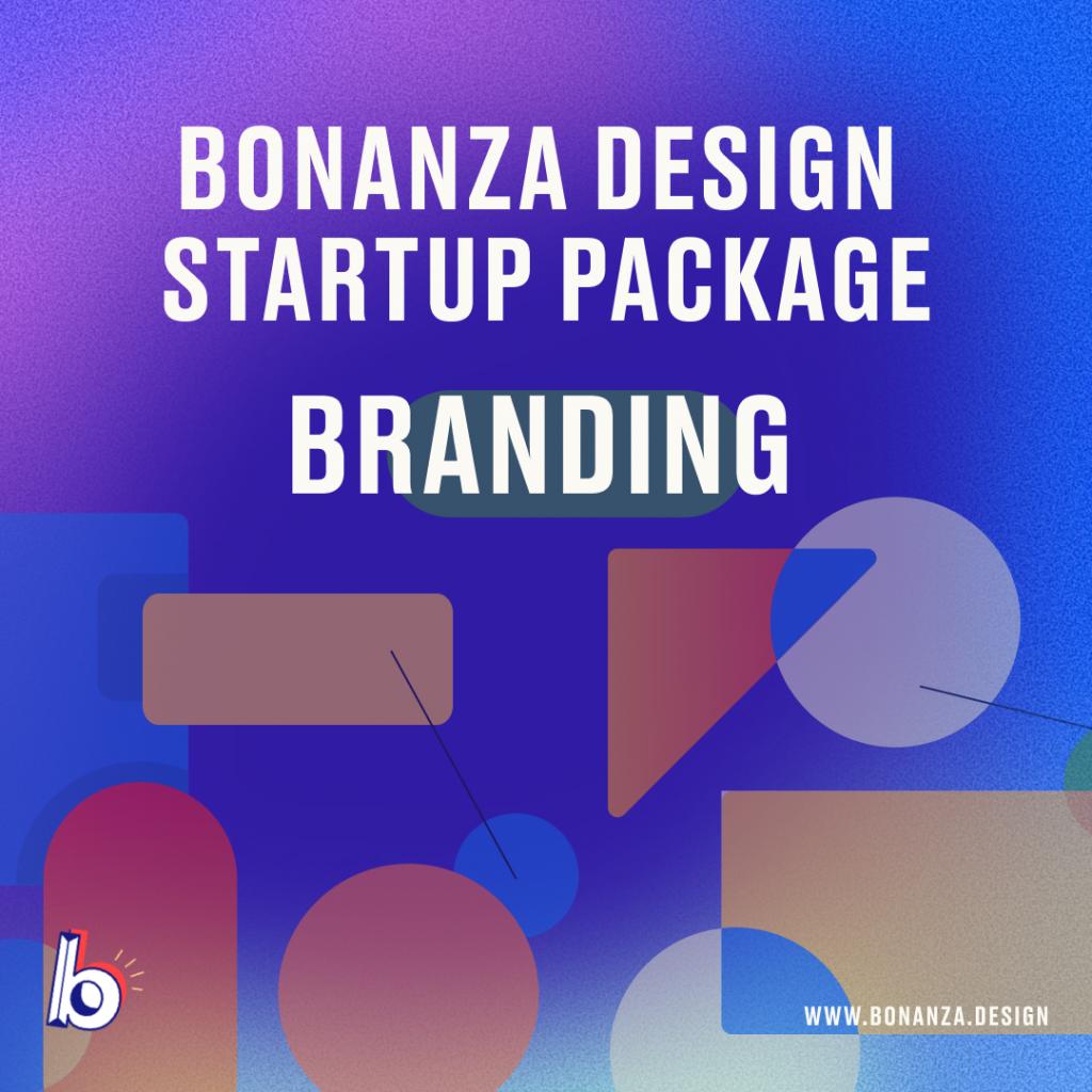 Bonanza Design Startup Package: Branding