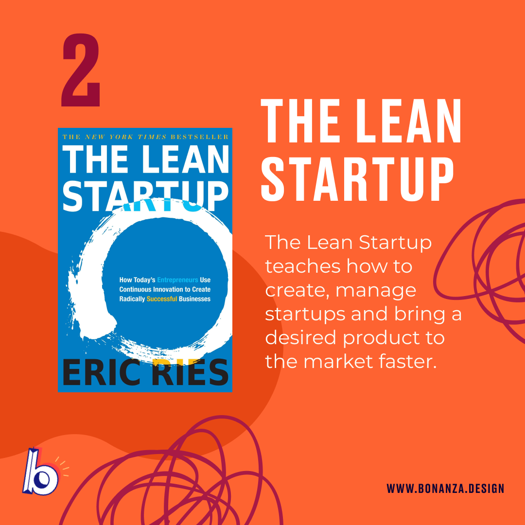 UX Books The Lean Startup