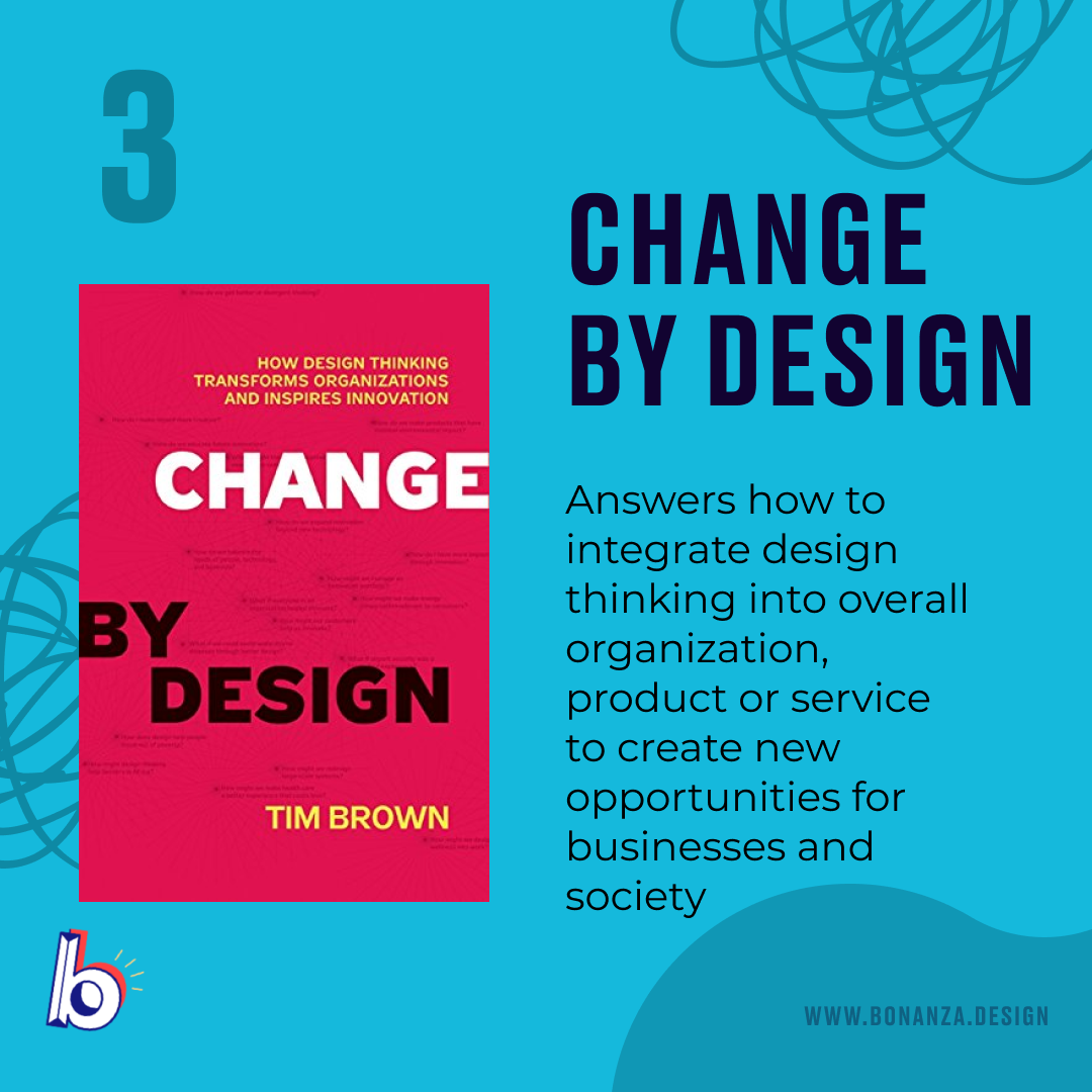 UX Books Change by design