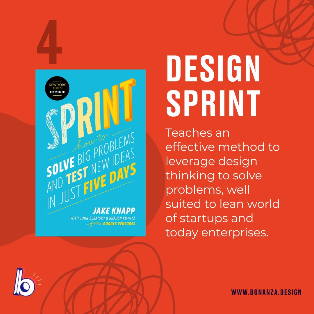 UX Books Design Sprint